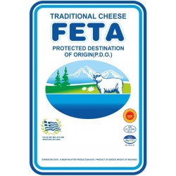 Feta Label